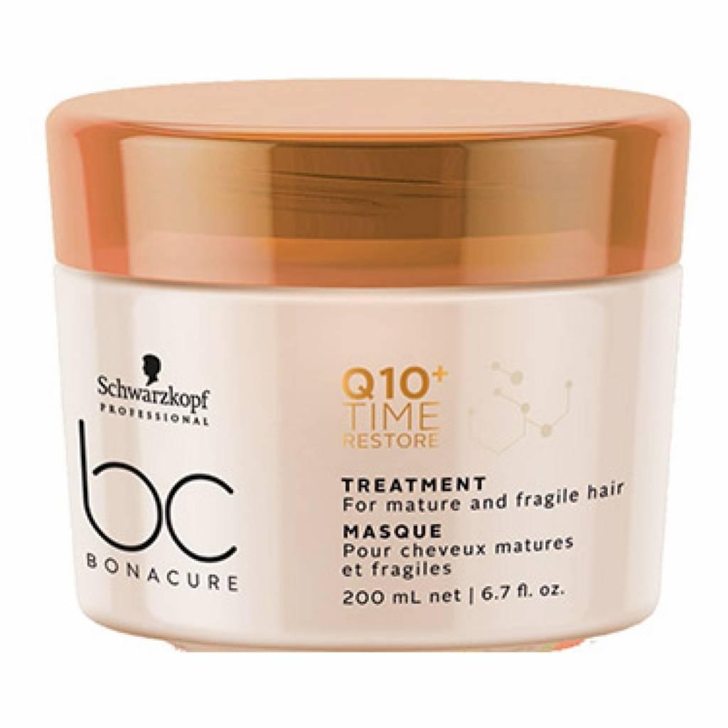 36dd50cb07 Schwarzkopf BC Bonacure Q10 + Time Restore Treatment 200ml