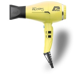 Parlux Alyon Yellow Hair Dryer