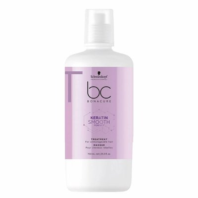 Schwarzkopf BC Bonacure Keratin Smooth Perfect Treatment 750ml