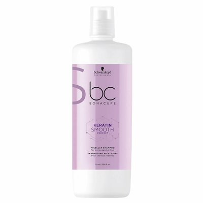 Schwarzkopf BC Bonacure Keratin Smooth Perfect Micellar Shampoo 1000ml