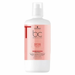 Schwarzkopf BC Bonacure Peptide Repair Rescue Deep Nourishing Treatment 750ml