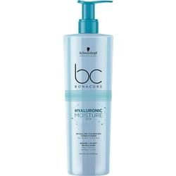 Schwarzkopf BC Bonacure Hyaluronic Moisture Kick Micellar Shampoo 500ml