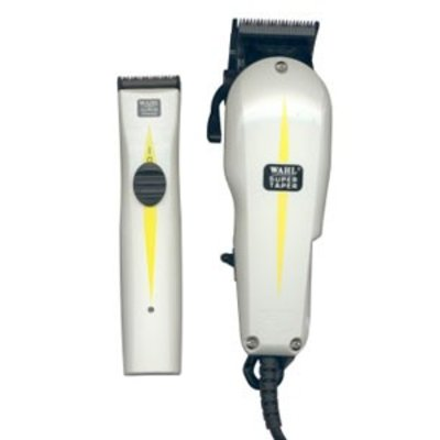Wahl Super Taper + Super Trimmer Combipack