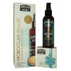 Argan Secret Magie marocaine