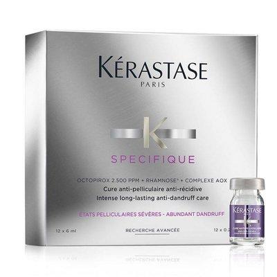 Kerastase Specifique Cure Antipelliculaire 12x6ml