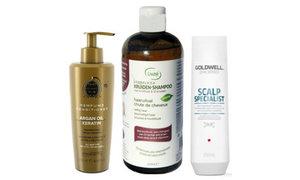 Anti-roos shampoo