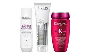 Shampoo for highlights