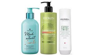 Shampoo for curly hair