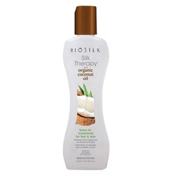 BIOSILK BioSilk Silk Therapy with Coconut Oil Leave in Treatment 167 ml