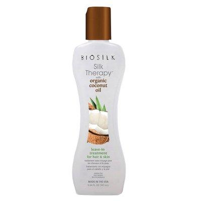 BIOSILK Silk Therapy Coconut Oil Leave in Treatment 167 ml