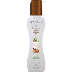 BIOSILK Terapia de seda con aceite de coco Deja en tratamiento 67 ml