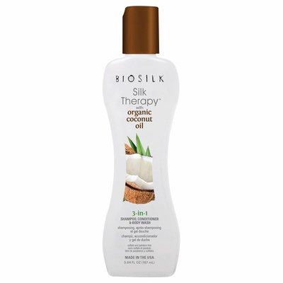 BIOSILK Silk Therapy with Coconut Oil 3 in 1 167 ml