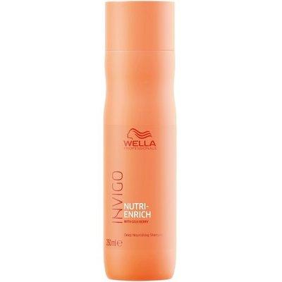 Wella Invigo Nutri Enrich Deep Nourishing Shampoo 250ml
