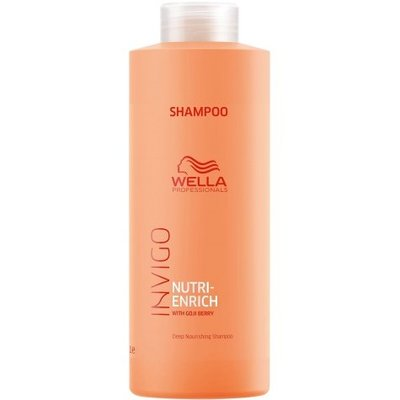 Wella Invigo Nutri Enrich Deep Nourishing Shampoo 1000ml