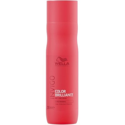 Wella Invigo Color Brilliance Shampoo Feine und normale Haar 250ml