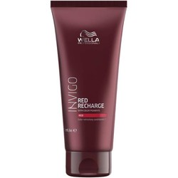 Wella Invigo Red Recharge Red Conditioner 200ml