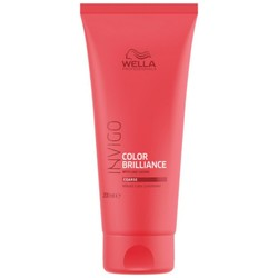 Wella Invigo Color Brilliance Conditioner Unruly Hair 200ml