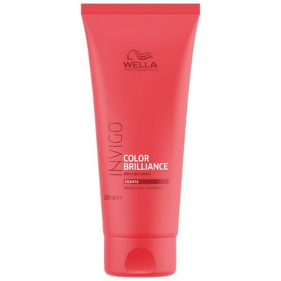 Wella Invigo Color Brilliance Conditioner Unruhiges Haar 200ml