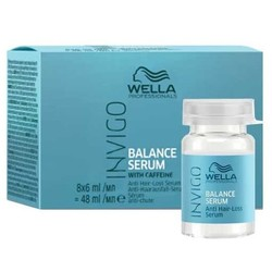 Wella Invigo Balance Anti Hair Loss Serum 8x6ml
