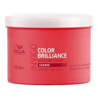 Wella Invigo Color Brilliance Mask Weerbarstig Haar 500ml