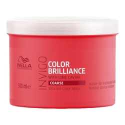 Wella Invigo Color Brilliance Mask Weerbarstig Haar 500ml