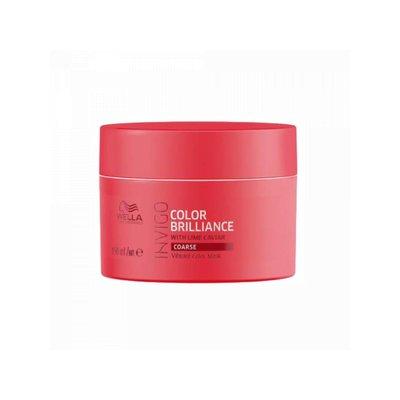 Wella Invigo Color Brilliance Mask Unruly Hair 150ml