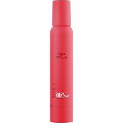 Wella Invigo Color Brilliance Vitamin Conditioning Mousse 200ml