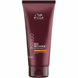 Wella Invigo Red Recharge Warm Red Conditioner 200ml