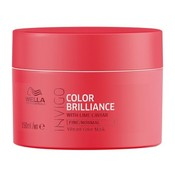 Wella Invigo Color Brilliance Mask Capelli fini e normali 150ml