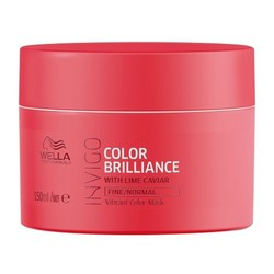 Wella Invigo Color Brilliance Mask cabello fino y normal 150ml
