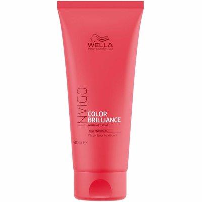 Wella Invigo Color Brilliance Revitalisant Cheveux fins et normaux 200ml