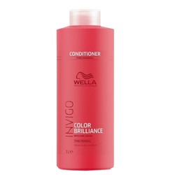 Wella Invigo Color Brilliance Fine and Normal Conditioner 1000ml