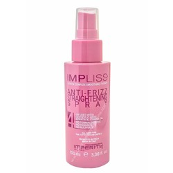 Imperity Impliss Anti-Frizz Straightening Spray 100ml