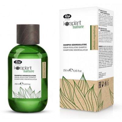 Lisap Keraplant Nature Sebum-Regulating Shampoo 250ml
