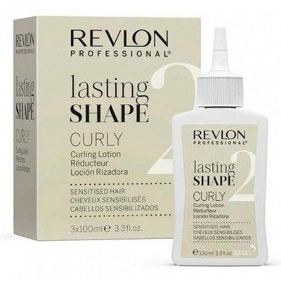 Revlon Lasting Shape Curly Sensitive Hair 3x100ml