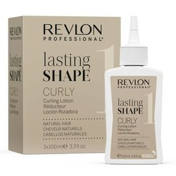 Revlon Lasting Shape Curly Natural Hair 3x100ml