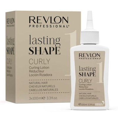 Revlon Lasting Shape Curly Natural Hair 3x100ml