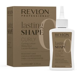 Revlon Lasting Shape Curly Resistant Hair 3x100ml