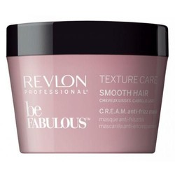 Revlon Be Fabulous Texture Care Smooth Anti Frizz Mask 200ml