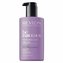 Revlon Be Fabulous C.R.E.A.M. Curl Defining Conditioner  750ml