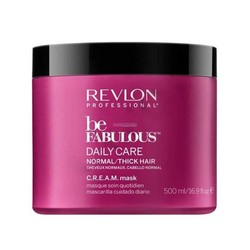 Revlon Be Fabulous Normal and Thick Hair Mask 500ml
