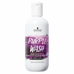 Schwarzkopf Bold Color Wash Purple Wash 300ml