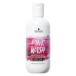 Schwarzkopf Bold Color Wash Pink Wash 300ml