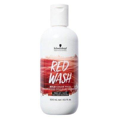 Schwarzkopf Bold Color Wash Red Wash 300ml