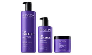 Revlon Be Fabulous Daily Care cabello fino