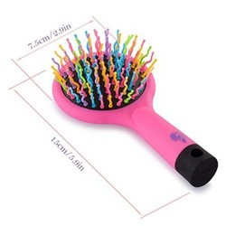 Brush 4 Kids Brush Pink Pour Enfants
