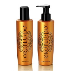 Orofluido Shampooing 200ml + 200ml Conditionneur Duopack