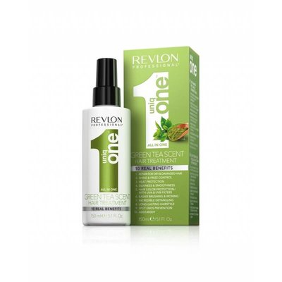 Uniq One All In One Hair Treatment Green Tea