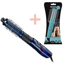 BaByliss Pro Rayo azul con mini cepillo de alisado en caliente gratis H130e