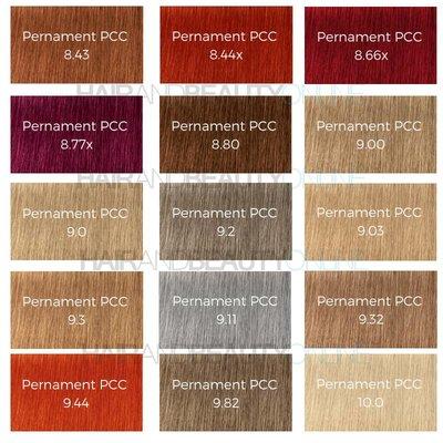Indola Permanent Caring Farbe